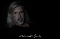 Glamour, senior, and headshot sessions. Melissa M. Harden at Studio 21 in Mattoon, IL beards